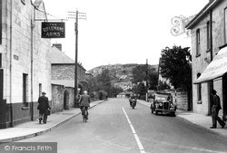 Lydney, Forest Road c.1955