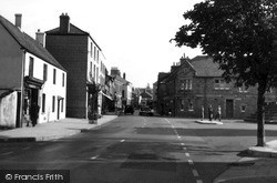 Lydney, High Street From Town Hall c.1955