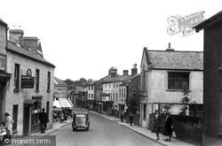 Lydney, Hill Street c.1950