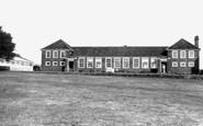 Lydney, Lydney Secondary Modern School c1955