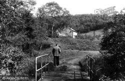 Lydney, New Mills c.1955