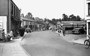 Lydney, Newerne Street 1950