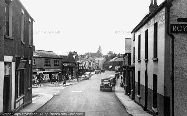 Lydney, Newerne Street c1955