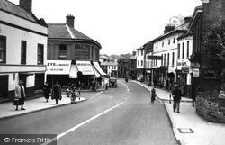 Lydney, Newerne Street c.1955