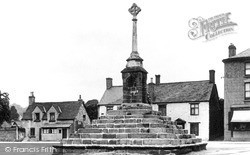 Lydney, Old Praying Cross c.1950