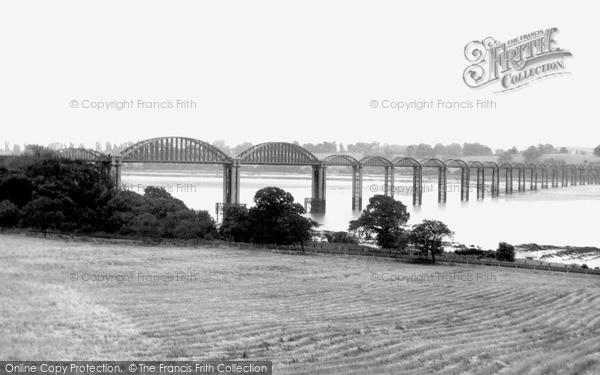 Lydney, the Berkley Viaduct c1955