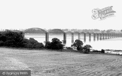 Lydney, The Berkley Viaduct c.1955