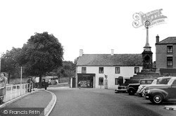 Lydney, The Cross c.1955