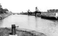 Lydney, the Docks c1960