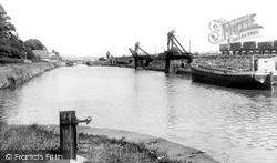Lydney, The Docks c.1960