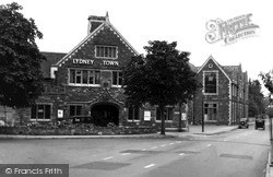 Lydney, The Town Hall c.1955