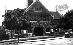 Lydney, Town Hall c.1950