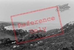 Bay, Caldy Sound 1890, Lydstep