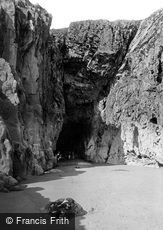 Lydstep, Cave of Beauty 1890