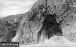Caves 1890, Lydstep