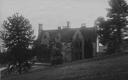 Lyme Regis, College 1890
