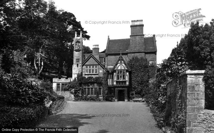Photo of Lyme Regis, Coram Court Guest House 1930