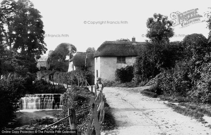 Ulverston,Mill 1892,Cumbria