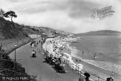 Lyme Regis, Parade 1906