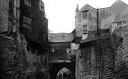 Lyme Regis, River Buddel 1900
