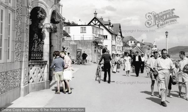 Photo of Lyme Regis, The Promenade c.1960
