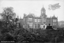 Arley Hall 1897, Lymm