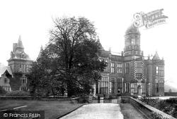 Lymm, Arley Hall 1897