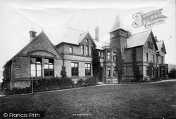 Lymm, Grammar School 1897