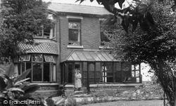 Lymm, Jewish Home c.1955