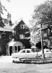 Lymm, Lymm Hotel c.1960