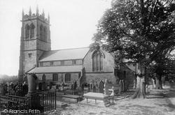 St Mary's Church 1897, Lymm