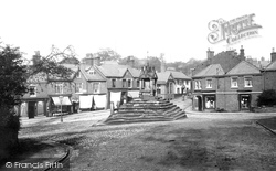 Lymm, The Cross 1897