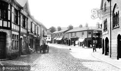 Lymm, The Village 1897