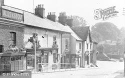 Lymm, The Village c.1955