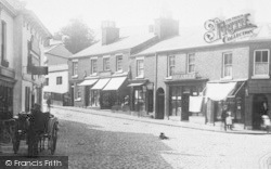 Lymm, Village Businesses 1897