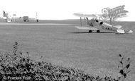Lympne, Airport c1955