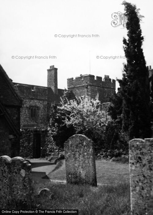 Photo of Lympne, Castle 1954