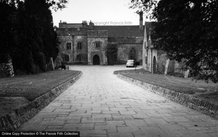 Photo of Lympne, Castle 1954