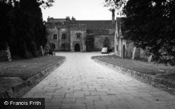Lympne, Castle 1954