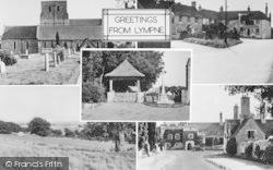 Lympne, Composite c.1955
