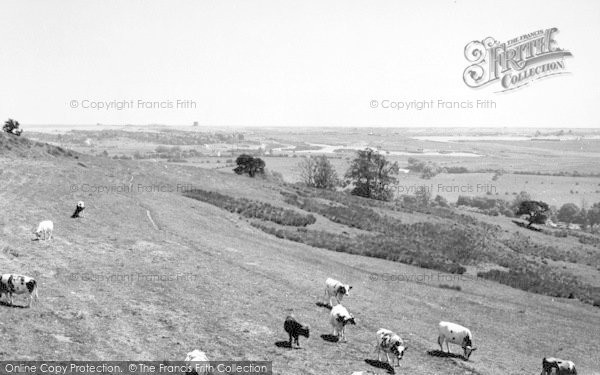 Photo of Lympne, General View c.1955