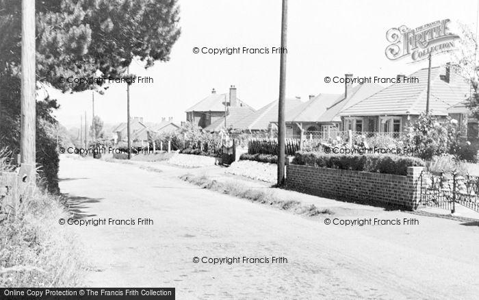 Photo of Lympne, Stone Street c.1955