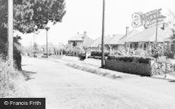 Lympne, Stone Street c.1955