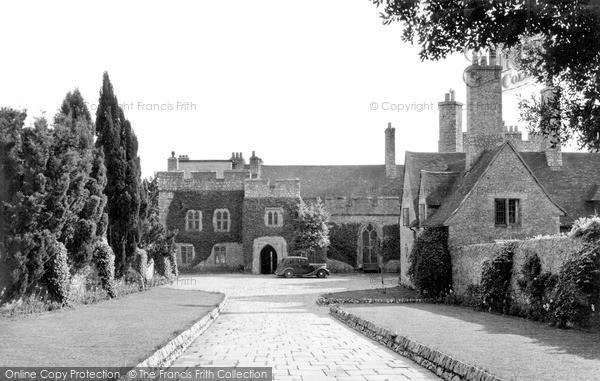 Photo of Lympne, The Castle c.1955