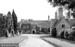 Lympne, The Castle c.1955