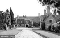 Lympne, The Castle c.1955