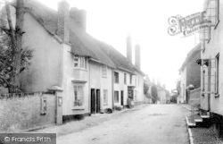 Church Street 1904, Lympstone