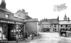Main Street 1904, Lympstone