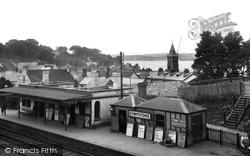 S.W. Railway Station 1904, Lympstone