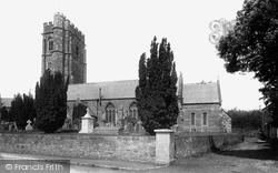 St Mary's Church 1896, Lympstone